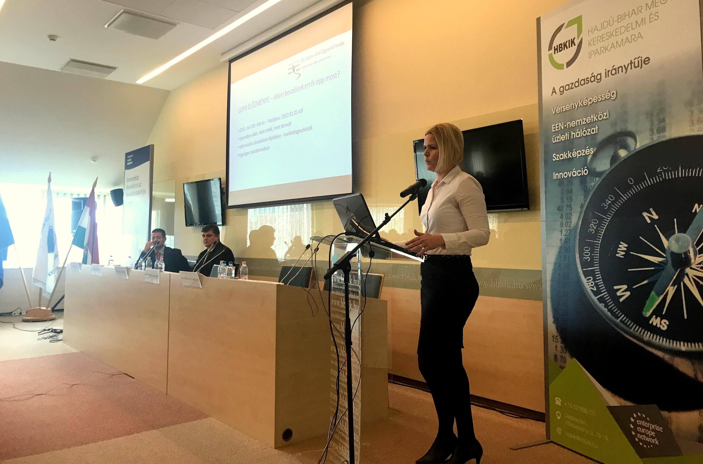 GDPR Konferencián tartott előadást Ügyvédi Irodánk vezetője Debrecenben